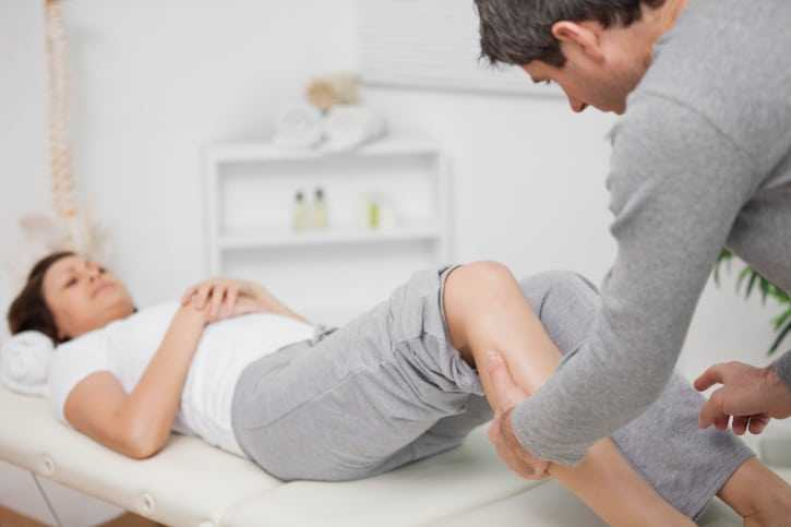Photo of Shooting Leg Pain Treatment