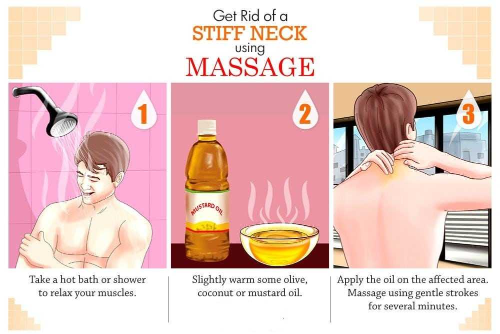 neck pain massage