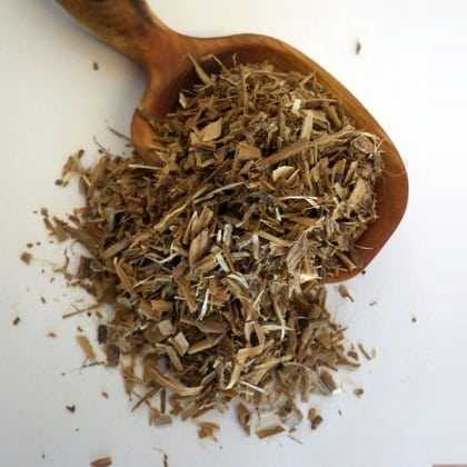Bark of White Willow for lower back pain