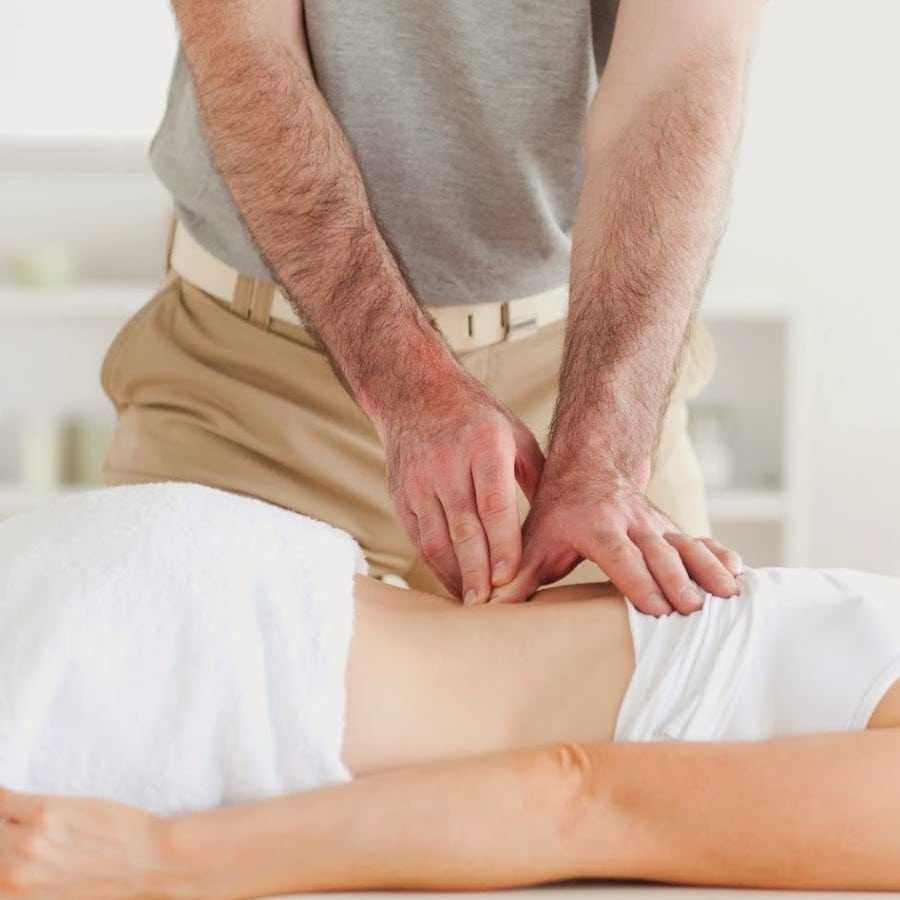 Chiropractic care for low back pain