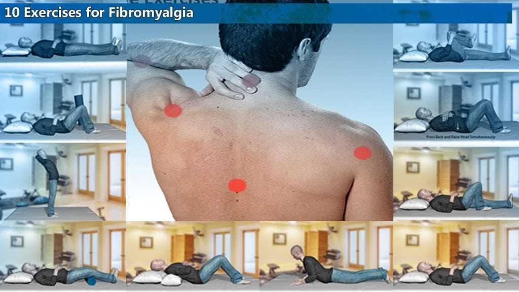 Fibromyalgia Exercises