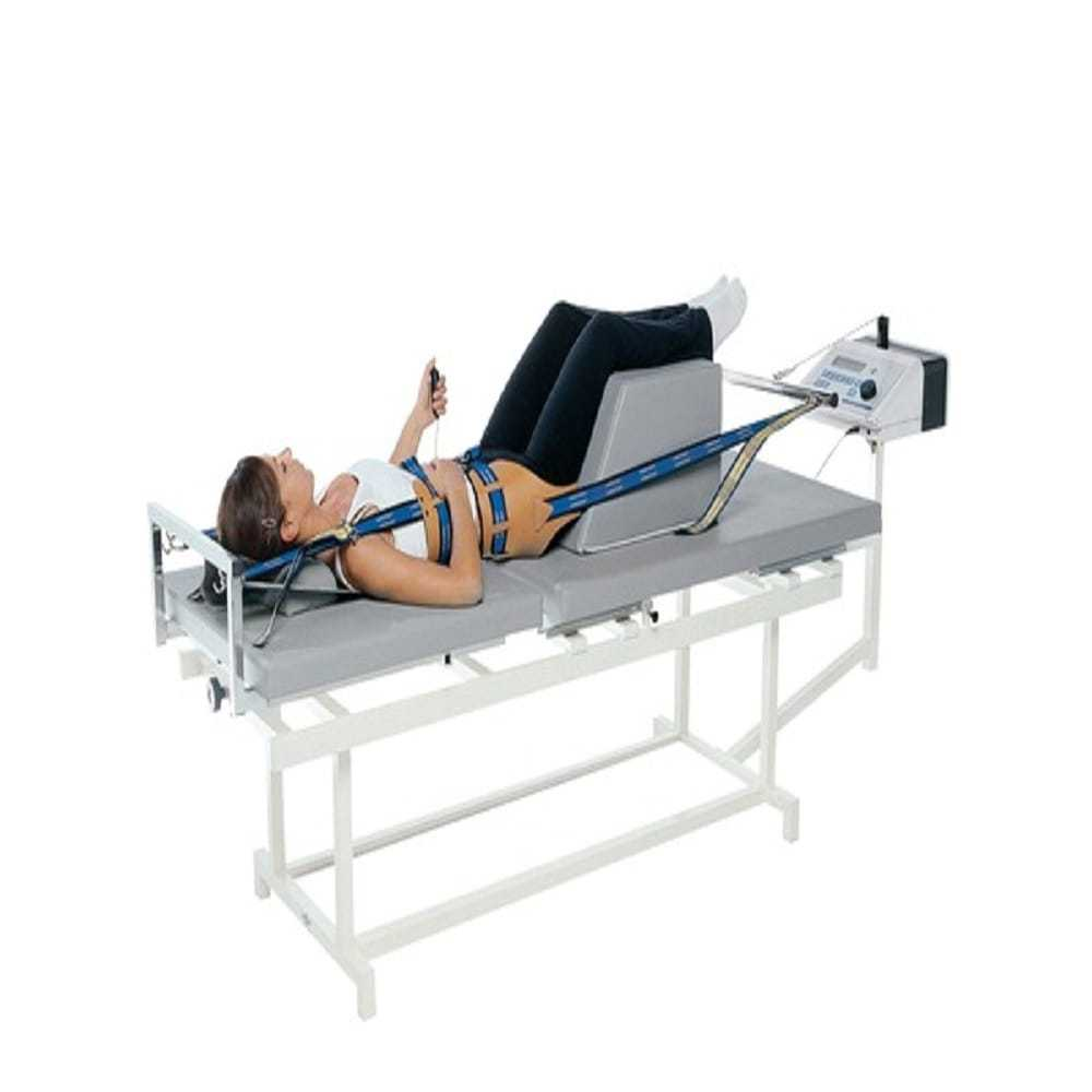 Physical Therapy and Rehabilitation Traction for bulging disc