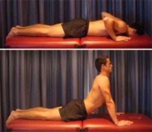 bulging disc exercises