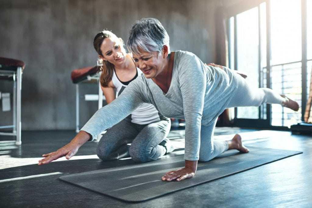 degenerative disc disease physio therapy