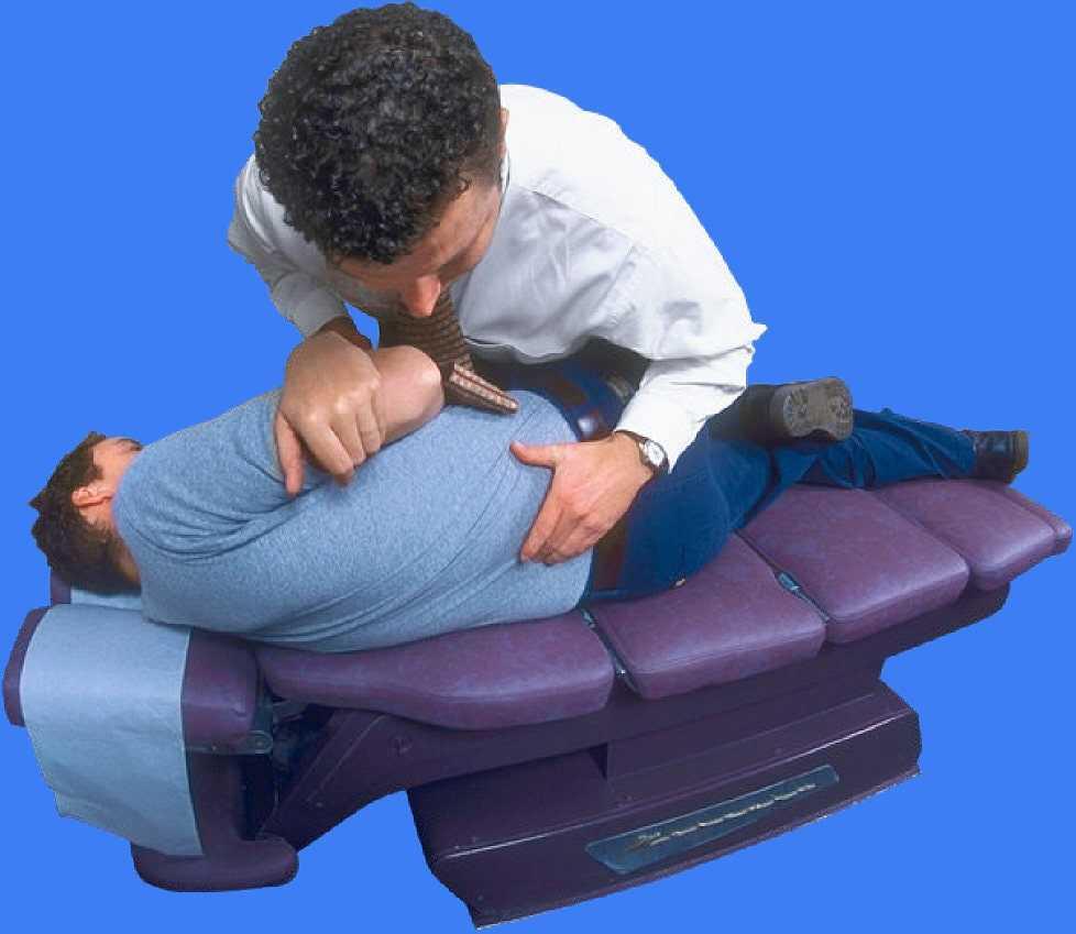 spinal manipulations