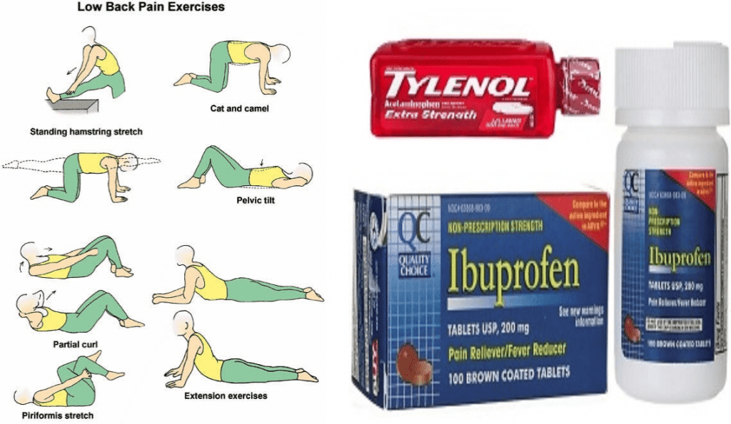 treatments for back or neck pain