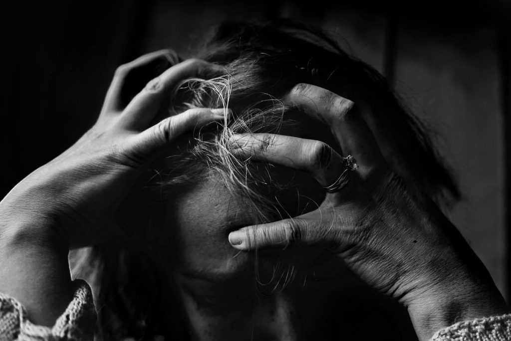chronic pain cause depression