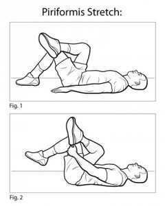 exercises for piriformis syndrome