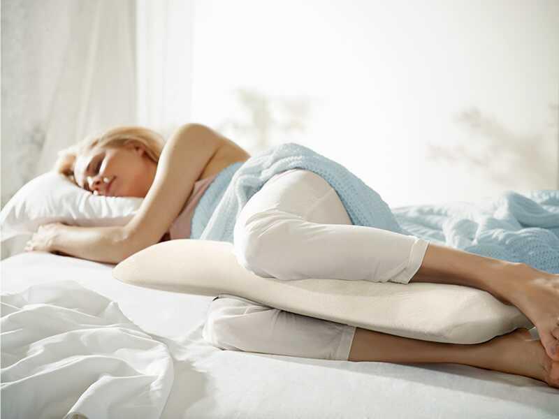 foetal position