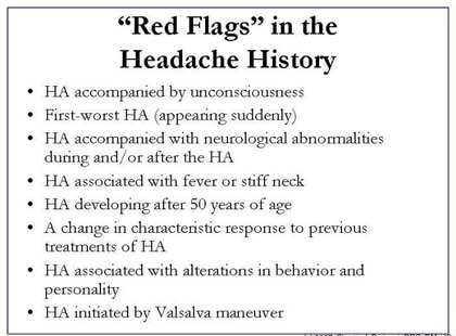 heahache history