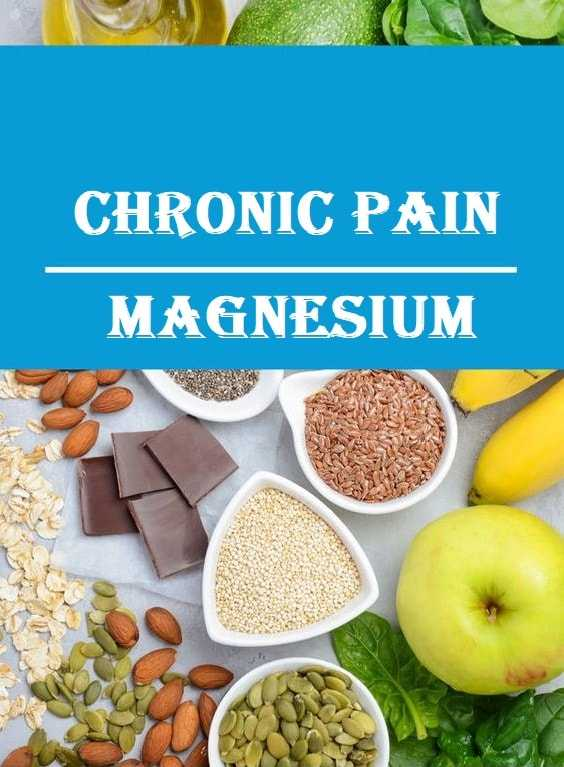 Photo of Magnesium For Chronic Pain