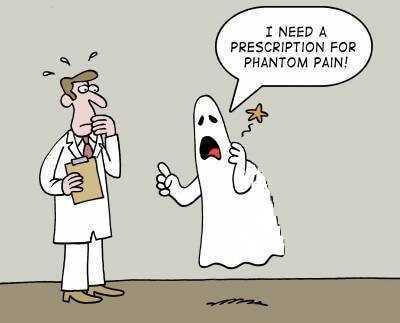 The Phantom Of Pain