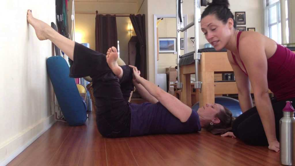 pilates exercise for piriformis muscle