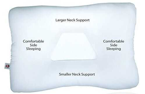 therapeutic neck pillow