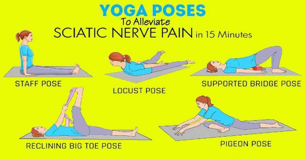 yoga for sciatic nerve