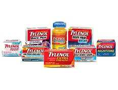 all of Tylenol