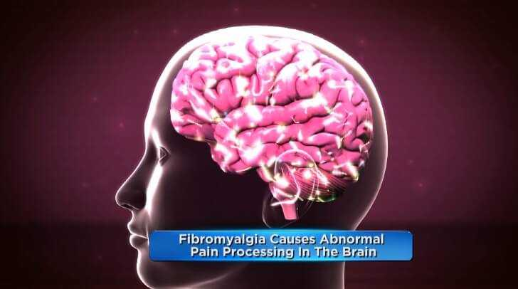 fibromyalgia causes abnormal pain processing in the brain