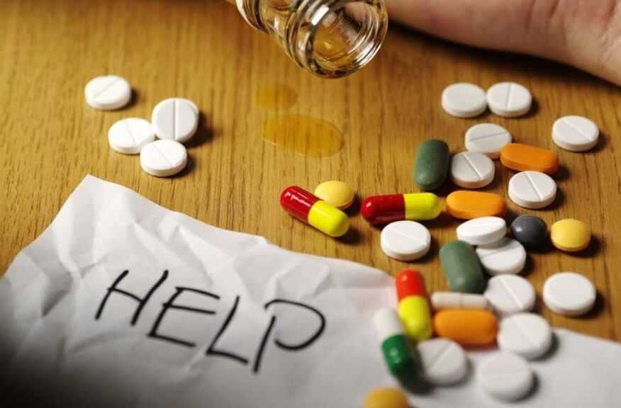 overdosing from prescription pain medications