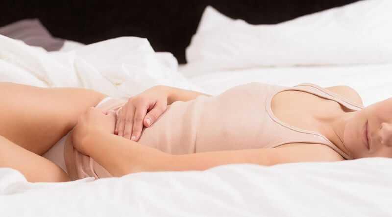 vaginal pain woman