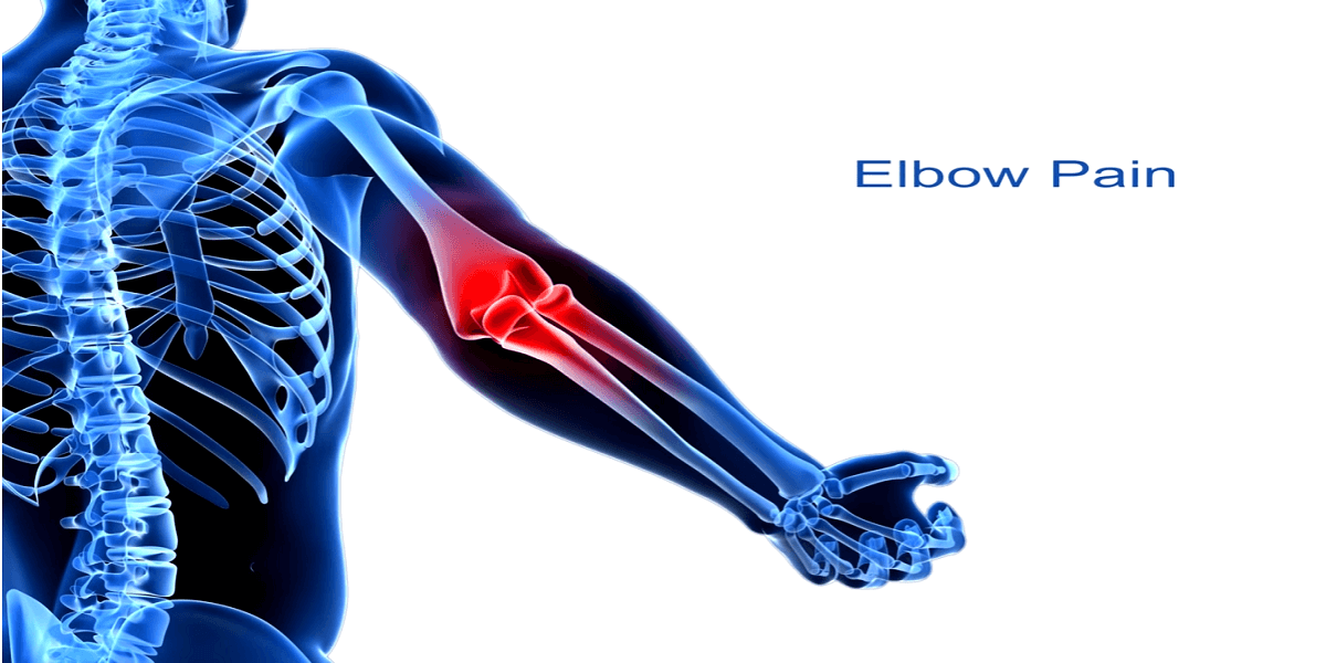 what cause elbow pain