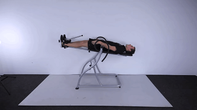 Photo of How to use inversion table for back pain