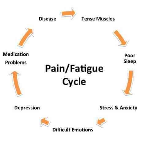 pain fatigue cycle
