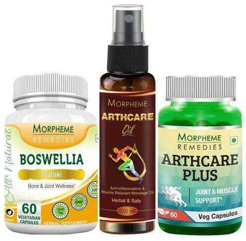 Arthcare oils