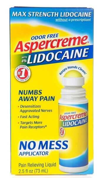 Aspercreme