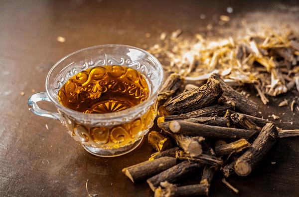 Licorice root for osteoarthritis