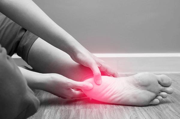 heel pain from plantar fasciitis