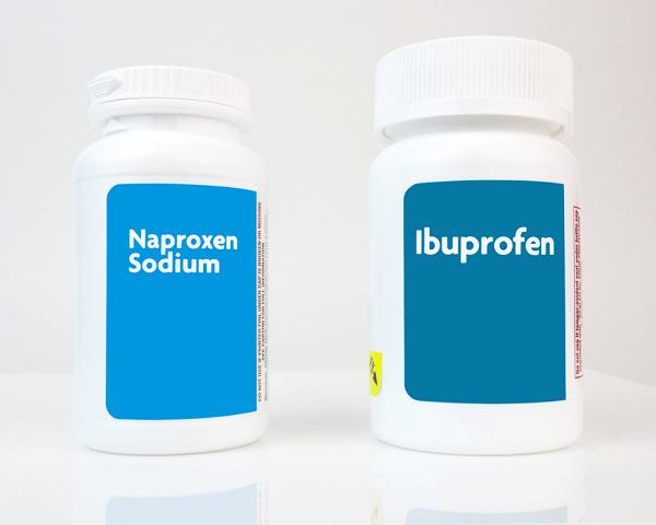 ibuprofen naproxen