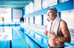 swimming for ankylosing spondylitis
