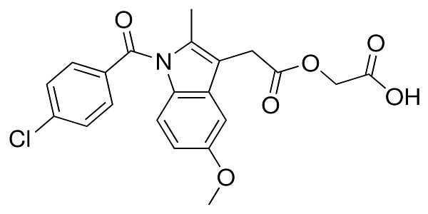 Acemetacin formula