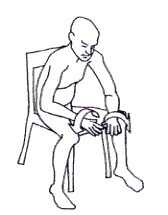 For wrist flexibility