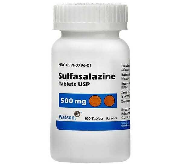 sulfasalazine drug