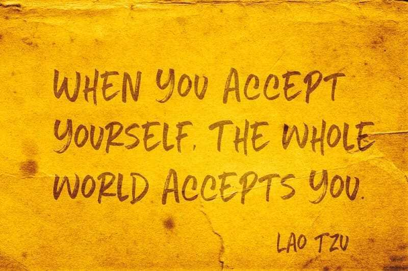 Acceptance multiple sclerosis