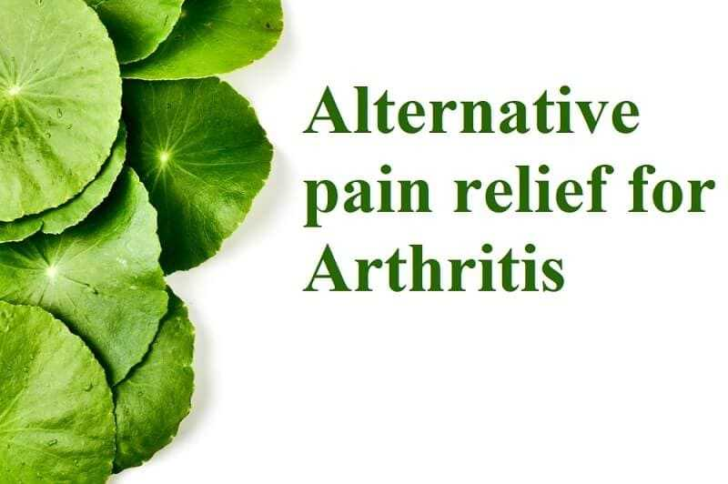 Photo of Alternative pain relief for Arthritis