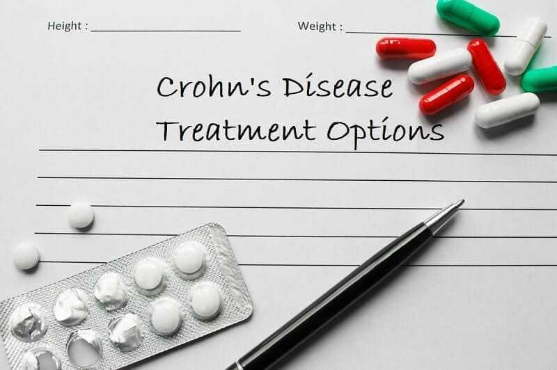 Crohns Disease Treatment Options