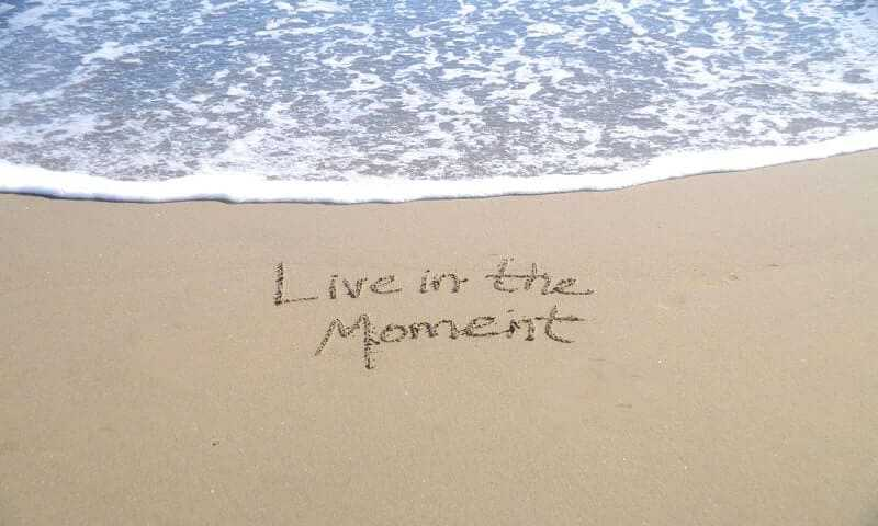 Photo of The Mindfulness Approach – Living In The Moment