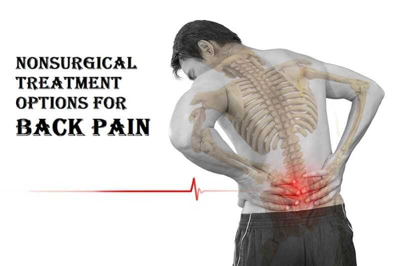 Nonsurgical Treatment Options for Back Pain