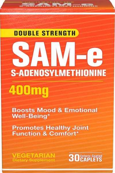 SAM-e for arthritis