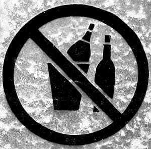 avoid alcohol gouty arthritis