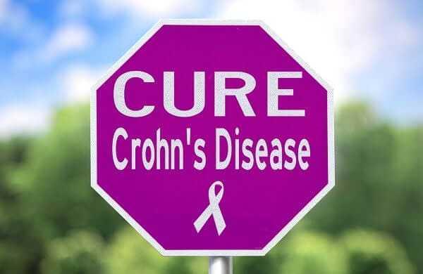 cure crohns disease