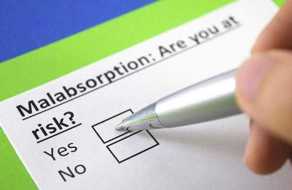 malabsorption with crohn's disease