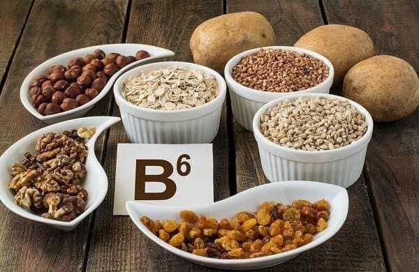vitamin b6 for carpal tunnel