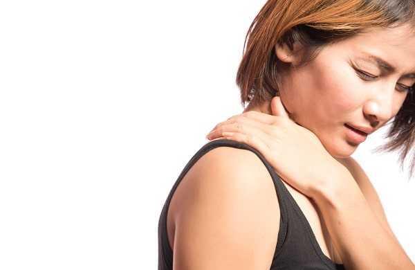 Myofascial Pain woman