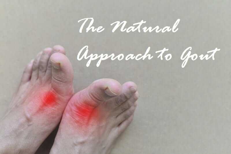 Photo of The Natural Approach to Gout