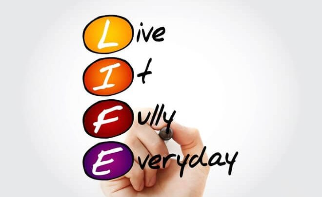 Live It Fully Everyday