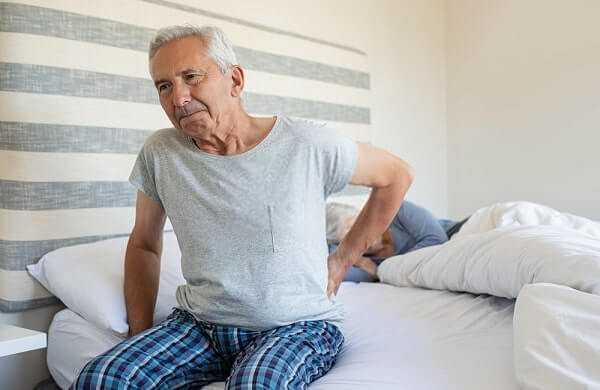 arthritis and back pain