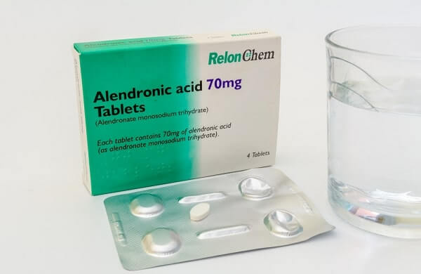alendronic acid for osteoporosis